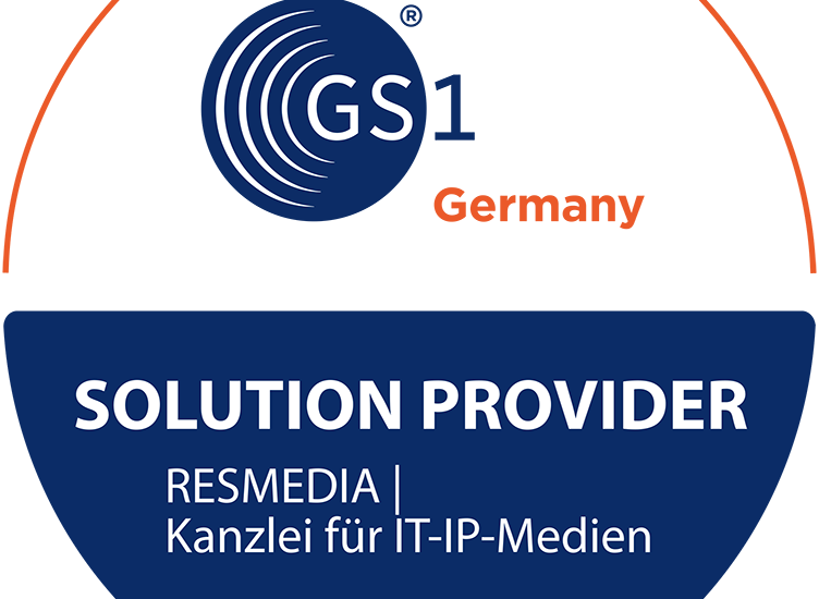 RESMEDIA Ist Jetzt GS1 Germany Solution Provider