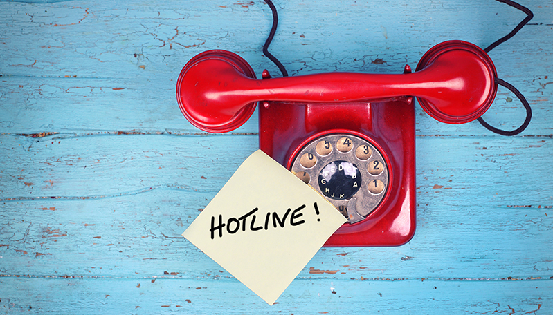 0180 Kundenhotline