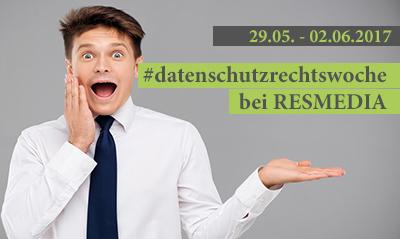 Das War Unsere #datenschutzrechtswoche Für Unternehmen