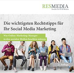 Booklet Social Media Recht Download