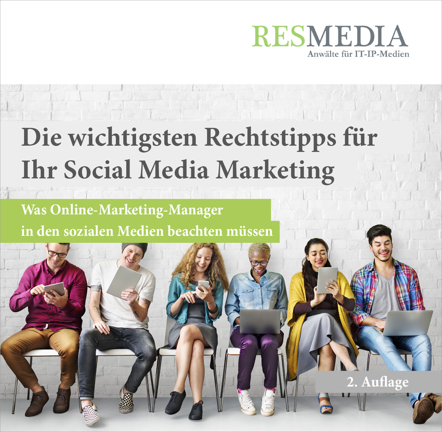 Titel_ RESMEDIA_Booklet_Social_Media_Recht