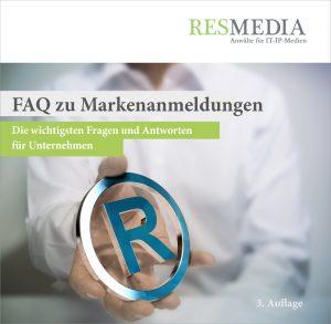Titel_RESMEDIA_Booklet_Markenrecht Markenanmeldung