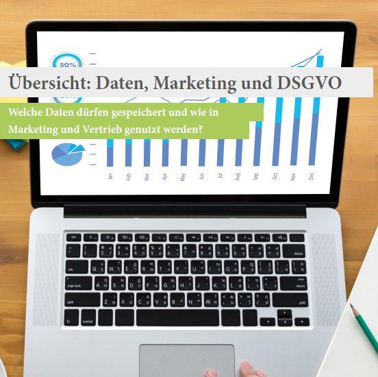 Kundendaten Im Marketing – Ist Die Nutzung Zu Werbezwecken Zulässig?